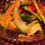 30683292 - 淡路野菜のサラダ♡