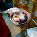 ミルクランド - 2014.09 ベリー、食べています