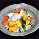 30683940 - 野菜甘酢漬け