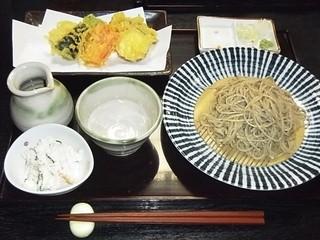 蕎澤 - おすすめ膳  野菜天ぷら