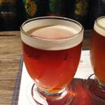 ブルーマジック - Brown Ale