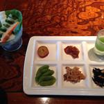 大地の台所 恵み - 野菜プレート