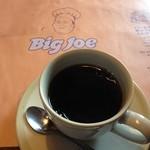 ビッグジョー - H.26.3.23.昼 ホットコーヒー