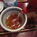 蕎亭 仙味洞 - 蕎麦湯は自然体