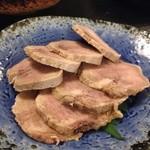 30690154 - 豚タンの味噌漬