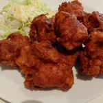 長福 - 鶏の唐揚げ