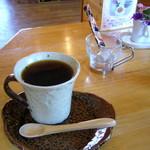 パッションパーラー - ドリンク写真:ブレンドコーヒー