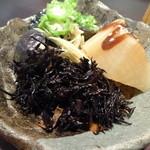 異彩 - お惣菜盛り合わせ