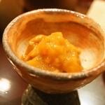 すし丸 - 塩雲丹