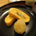 日本料理 太月 - 26年8月 静岡鰻巻き