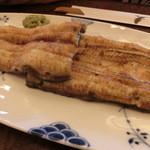 清水うなぎ店 - 料理写真:2014' 9/14