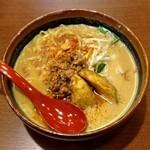 麺場 田所商店 - 北海道味噌らーめん(734円)