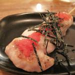 鶏ジロー - 大好きなささみ明太。