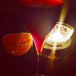 リストランテ ワイン屋 - ビンバジェン・スパークリングシラーズ:赤のスパークリング