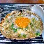 満更 - 蟹味噌甲羅焼き