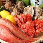 秋葉原漁港 快海 - 店主が毎日築地まで足を運んで自ら仕入れた鮮魚は絶品です!
