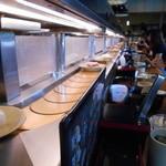 亀正くるくる寿司 - 一応回る寿司