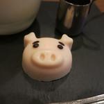 モンプチコションローズ - 26年9月 豚チョコ