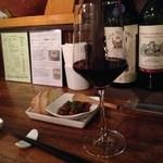 カルピンテーロ - 赤ワインと牛スジの煮込み