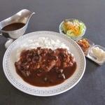 トヨタ博物館ミュージアムレストラン AVIEW - 料理写真:ビーフカレー