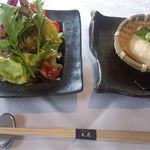 30711728 - ざる豆腐が美味!