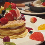 mother pot - フルーツパンケーキ