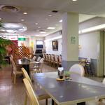 勝央サービスエリア(下り線)レストラン - 店内