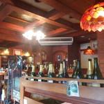 ステーキ豊 - 店内も昭和の懐かしい雰囲気です