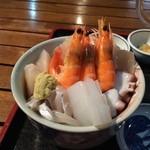 海鮮市場 長崎港 - ネタいろいろ