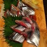 魚っ香 - さんまの刺身
