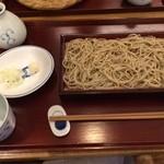 30715988 - 栃木県産常睦秋の十割蕎麦!