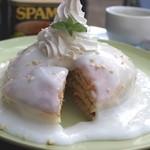LUAU+cafe - ハウピアパンケーキ