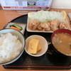 めんこいな - 料理写真:唐揚げ定食