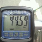 JA香川県 - 遠くまで着ましたね、自宅から44.59キロ。