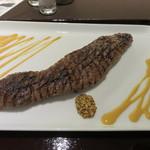 30719378 - 熟成和牛ブリスケのステーキ