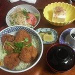 3072035 - ソースヒレかつ丼