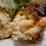 洋食の朝日 - クリームコロッケ
