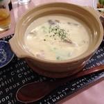 いなぎ SATOYAMA キッチン - クリームシチュー♪