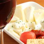 KURA - チーズの盛り合わせ