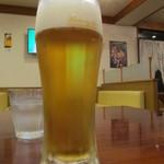 30723776 - 生ビールです