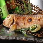 なな郎 - アマダイ塩焼き
