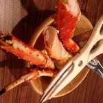 30726750 - お通しの蟹