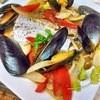 ■徳島県産 すだち香る 太刀魚とムール貝のアクアパッツァ