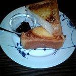 ミンガスコーヒー - トースト