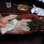 さかな処 三吉 - 舟盛り2人前が 1,000円?! 2010年1月