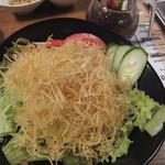 Torisei - 季節の野菜サラダ