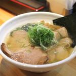 ラーメン巌哲 - 肉塩 (2014/09)