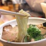 ラーメン 巌哲 - 肉塩 いただきます (2014/09)