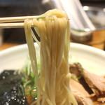 ラーメン 巌哲 - 肉醤油 いただきます (2014/09)