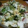 てっ心 - 料理写真:シーザーサラダ